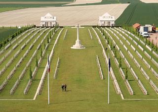 Australian National Memorial Villers-Bretonneux.