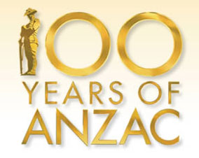 One Hundred Years Of Anzac